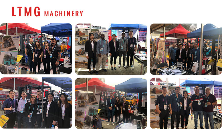 Actively participated in the 125th Canton fair--LTMG Company