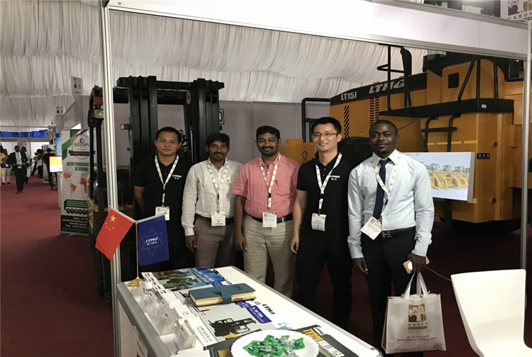 Gabon Wood Machinery Exhibition in June 2018