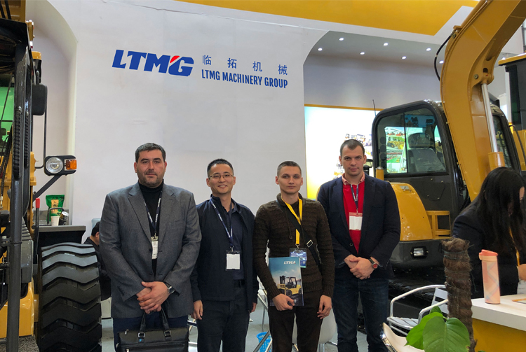 Bauma China 2018 exhibition